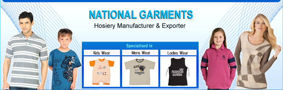 National Garments - Exporters - - National Garments